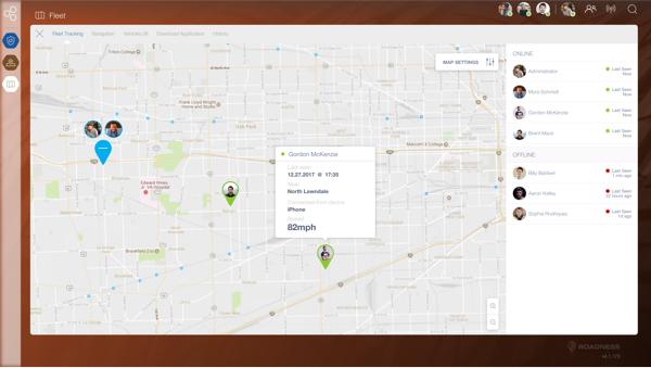Download App - Roadness